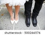 wedding and wedding celebration | Shutterstock . vector #500266576