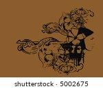 vintage style | Shutterstock .eps vector #5002675