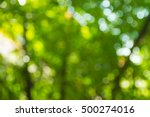 Green Bokeh Nature Abstract...