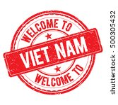 welcome to viet nam stamp.