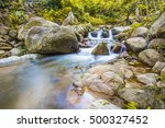 the landscape photo  thailand... | Shutterstock . vector #500327452