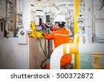 technician electrical... | Shutterstock . vector #500372872