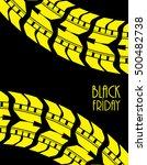 black friday background | Shutterstock . vector #500482738