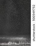 rain | Shutterstock . vector #500549752