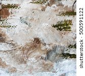 concrete  weathered  worn wall... | Shutterstock . vector #500591122