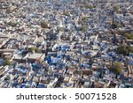 the view of the city from... | Shutterstock . vector #50071528