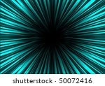hyper speed tunnel | Shutterstock .eps vector #50072416