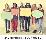 girls friendship togetherness... | Shutterstock . vector #500738152