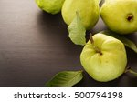 guavas with leaves | Shutterstock . vector #500794198
