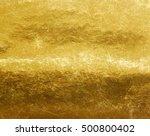 gold | Shutterstock . vector #500800402