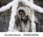 Corpse Bride In Halloween
