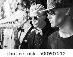 dummy in the department of... | Shutterstock . vector #500909512