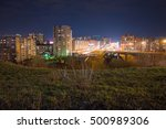 night city of perm | Shutterstock . vector #500989306