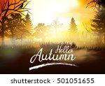 autumn.   Shutterstock .eps vector #501051655