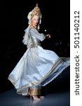 moscow  russia   october 13 ... | Shutterstock . vector #501140212