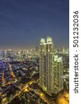 jakarta officially the special... | Shutterstock . vector #501232036