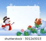 vector cartoon illustration of... | Shutterstock .eps vector #501265015