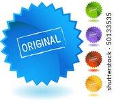 original | Shutterstock .eps vector #50133535