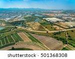 farming industrial estate...   Shutterstock . vector #501368308