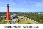 Ponce de Leon Lighthouse, Florida.