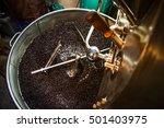 Coffee Roasters Machine In...