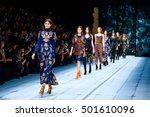 moscow  russia   october 17 ...   Shutterstock . vector #501610096