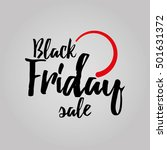 black friday background with... | Shutterstock .eps vector #501631372