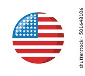 united states of america medal... | Shutterstock .eps vector #501648106