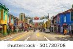 singapore  singapore   october... | Shutterstock . vector #501730708