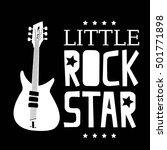 Little Rock Star. Typography...