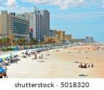 Daytona Beach Florida During A...