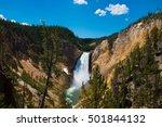 Upper Yellowstone Falls In...