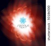 abstract vector background | Shutterstock .eps vector #50186500