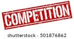 competition. grunge vintage... | Shutterstock .eps vector #501876862