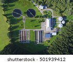 water treatment plant | Shutterstock . vector #501939412