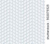 abstract hi tech geometric... | Shutterstock .eps vector #502075525