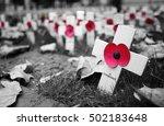 Poppy Cross  Remembrance Day...