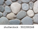 Texture From A Large Stone