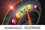 vitamins sign symbol immunity...   Shutterstock . vector #502298566