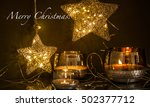christmas decoration for the... | Shutterstock . vector #502377712