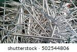 aluminum welding wire | Shutterstock . vector #502544806