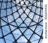 interior line design with... | Shutterstock . vector #502654432