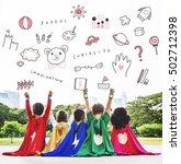 Imagine Kids Freedom Education Icon - Fine Art prints