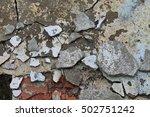 Crumbled Wall