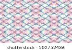 abstract background laser light ... | Shutterstock . vector #502752436