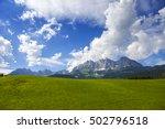 landscape view from wilder... | Shutterstock . vector #502796518