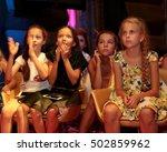 odessa  ukraine   30 august... | Shutterstock . vector #502859962