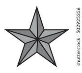 star vector icon | Shutterstock .eps vector #502925326