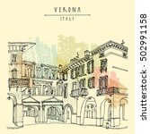 Verona  Romantic Italian City...