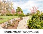spring at bryn athyn ... | Shutterstock . vector #502998358